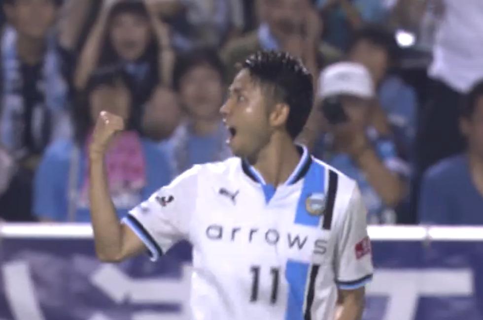 白熱のヤマハスタジアムは1-1のドロー ジュビロ磐田×川崎フロンターレ  J1リーグ 2st 第4節ハイライト