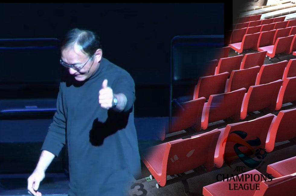 [動画]藁科ジョブズ「ACL等々力陸上競技場1階席使用は問題無し」