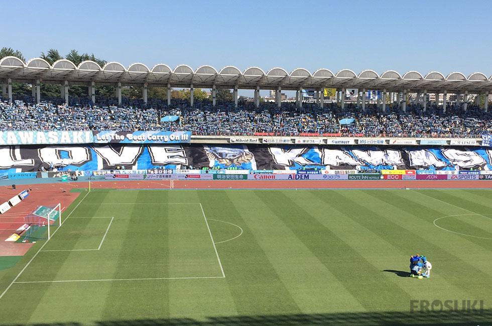 Jリーグ全日程発表、川崎フロンターレは開幕と最終節に大宮と戦う