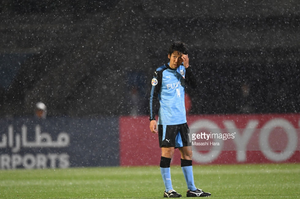ACL4節、雨の広州戦はスコアレス。残り2試合でグループ突破に懸ける。