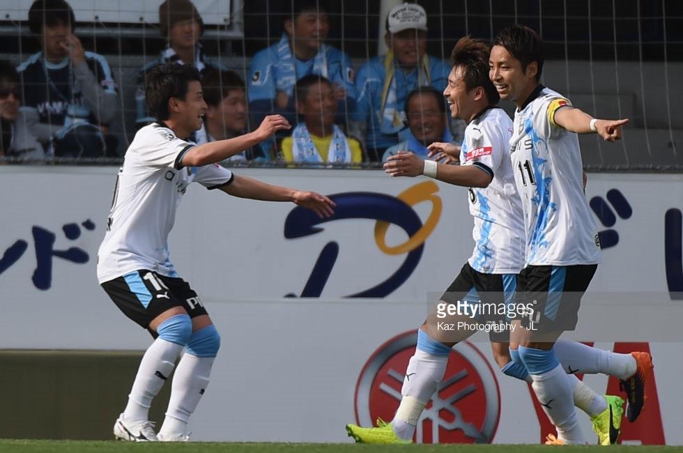 魅せ始めた鬼木サッカーで川崎フロンターレは磐田戦にリーグ戦初の連勝