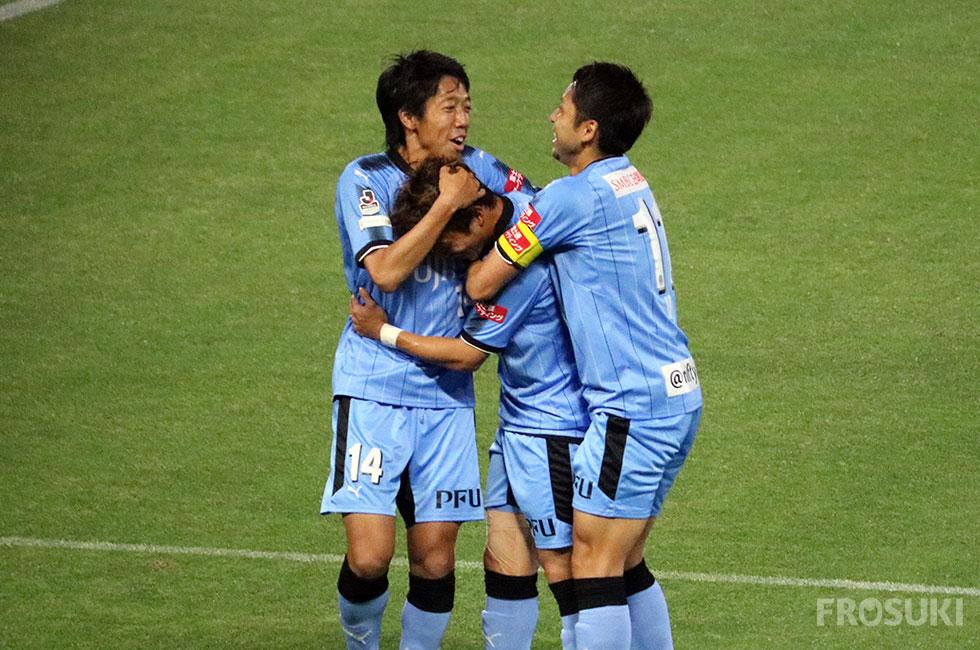 エウソン復帰で迎えた15節広島戦は1-0で勝利、貴重な勝ち点3で連敗回避