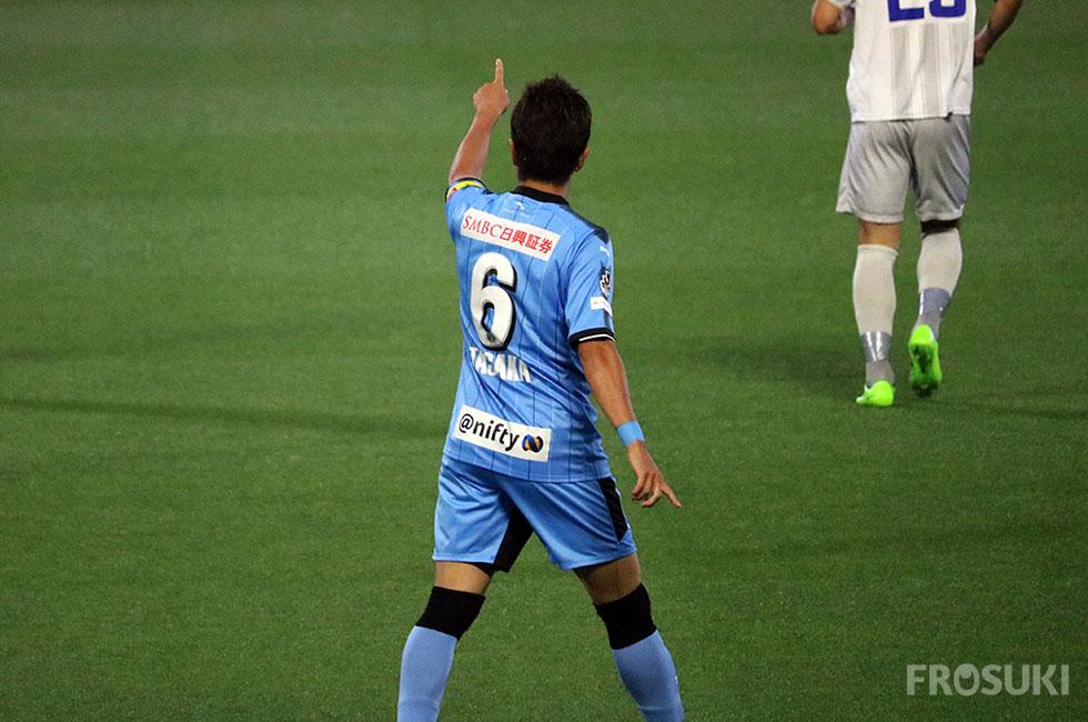 色々試せた天皇杯2回戦 栃木ウーヴァ戦を制し3回戦進出