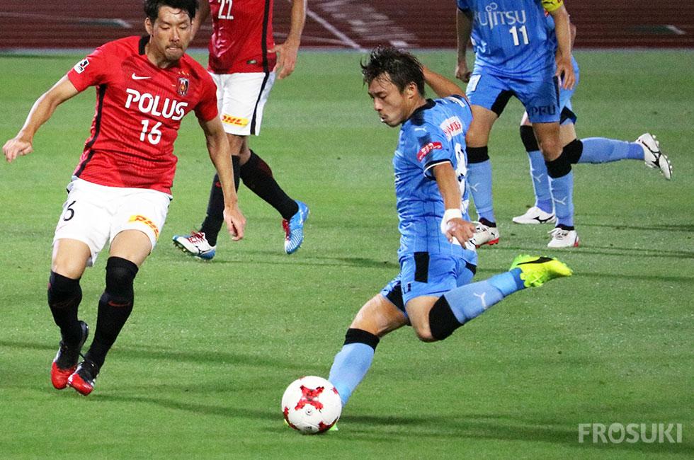 中村憲剛が「あの1本で今日のオレの仕事は終わった」と言う凄いパスで浦和を撃破