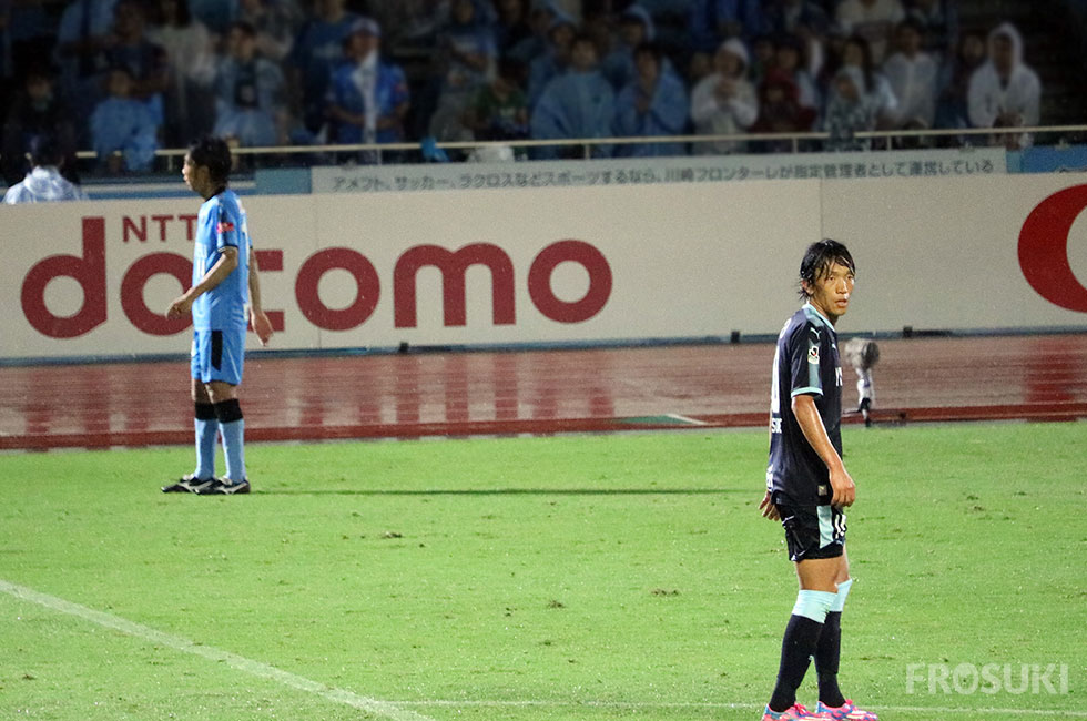 川崎フロンターレ、開幕はジュビロ磐田と中村対決再び
