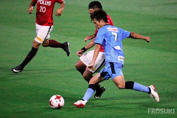 祝!車屋紳太郎 代表初選出! キリンチャレンジ杯日本代表メンバー発表 唯一の左利きサイドバックに。