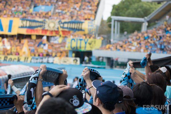 フォト75枚 ルヴァンカップ準決勝2LEG  川崎フロンターレ×ベガルタ仙台