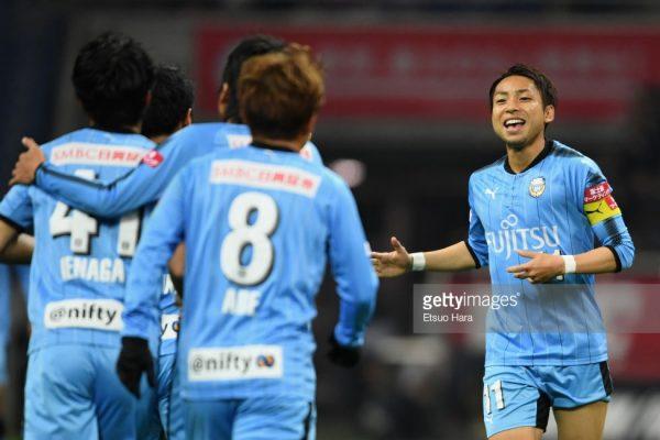 逆転優勝へ向けて鬼門埼スタで浦和に辛勝。家長鬼神の突破からの1点を守りきる。