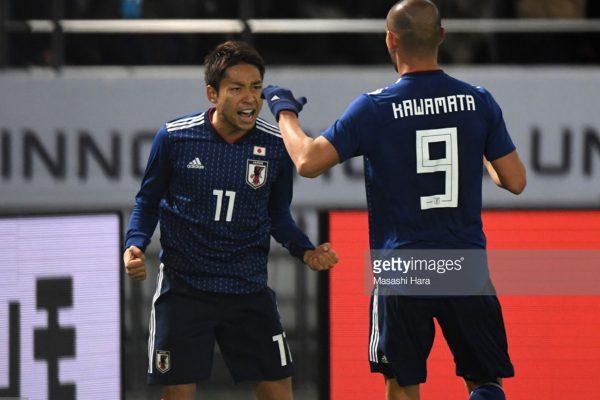 小林悠日本代表初ゴール。W杯へ向けてハリルも太鼓判