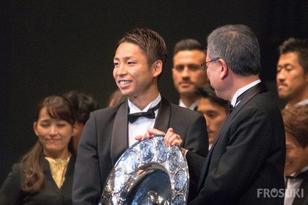 フォト108枚 2017年Jリーグアウォーズ 川崎フロンターレ選手