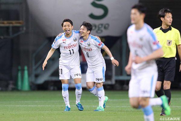 阿部ちゃん今季リーグ戦初ゴール、第10節鳥栖戦は去年の優勝メンバーで勝ち取り2連勝
