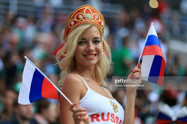 ロシアワールドカップを彩る世界各国のサポーター達