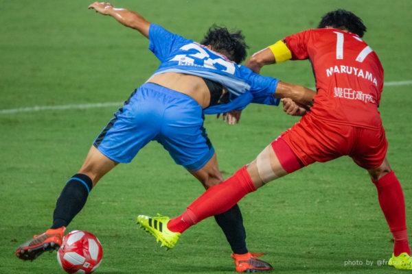 フォト111枚 2019ルヴァンカップ準々決勝 第1戦 川崎フロンターレ×名古屋グランパス