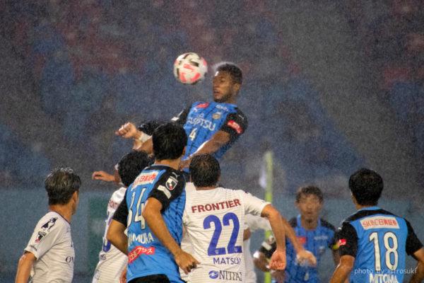 フォト85枚 J1リーグ2020 第18節  川崎フロンターレ×横浜FC