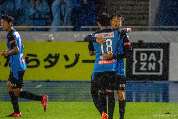 フォト99枚 J1リーグ2020 第21節  川崎フロンターレ×ベガルタ仙台